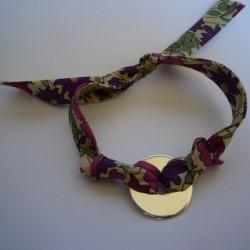 Ruban liberty - Tissu pour bracelet liberty ...