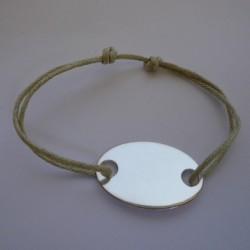 Bracelet gourmette enfant