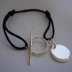 Bracelet gros fermoir bijou