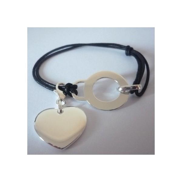 Bracelet Médaillle Paris