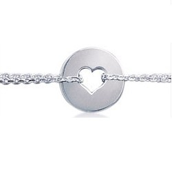 Bracelet Cible Coeur