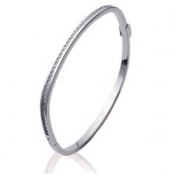 bracelet personnalisé en acier