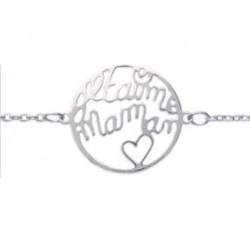 """Bracelet """"Je t'aime Maman"""""""